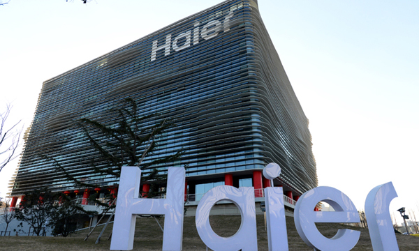 Become a Haier supplier  News Dalian Yuhong Smart